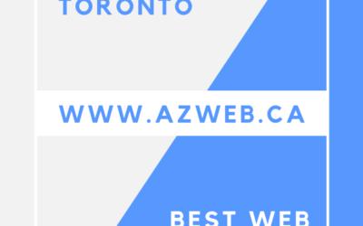 best website design in Toronto